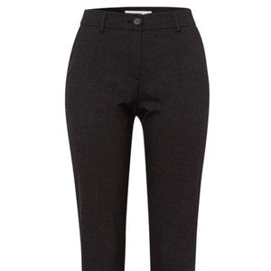 Brax BNWT womens 34x32 black pants slim fit